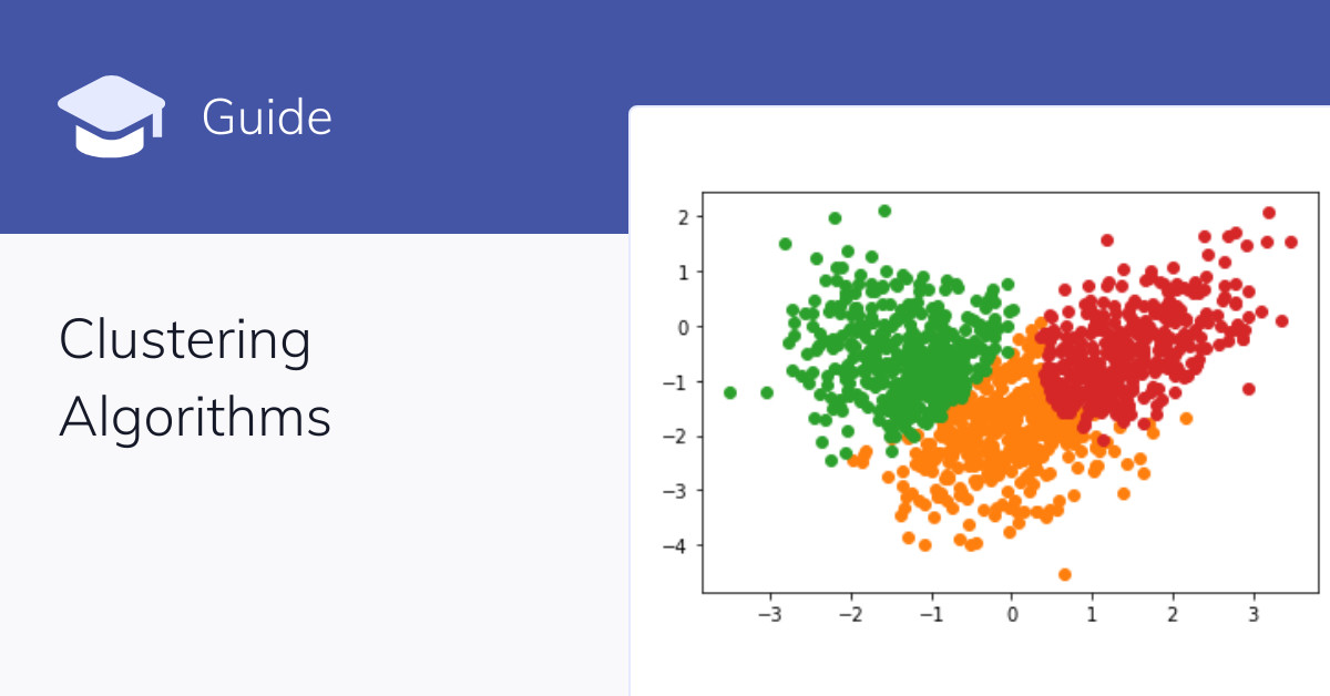 Exploring Clustering Algorithms: Explanation and Use Cases