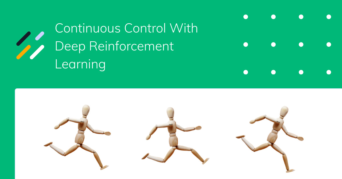 Continuous Control With Deep Reinforcement Learning