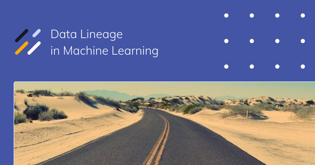 Data Lineage in Machine Learning: Methods and Best Practices