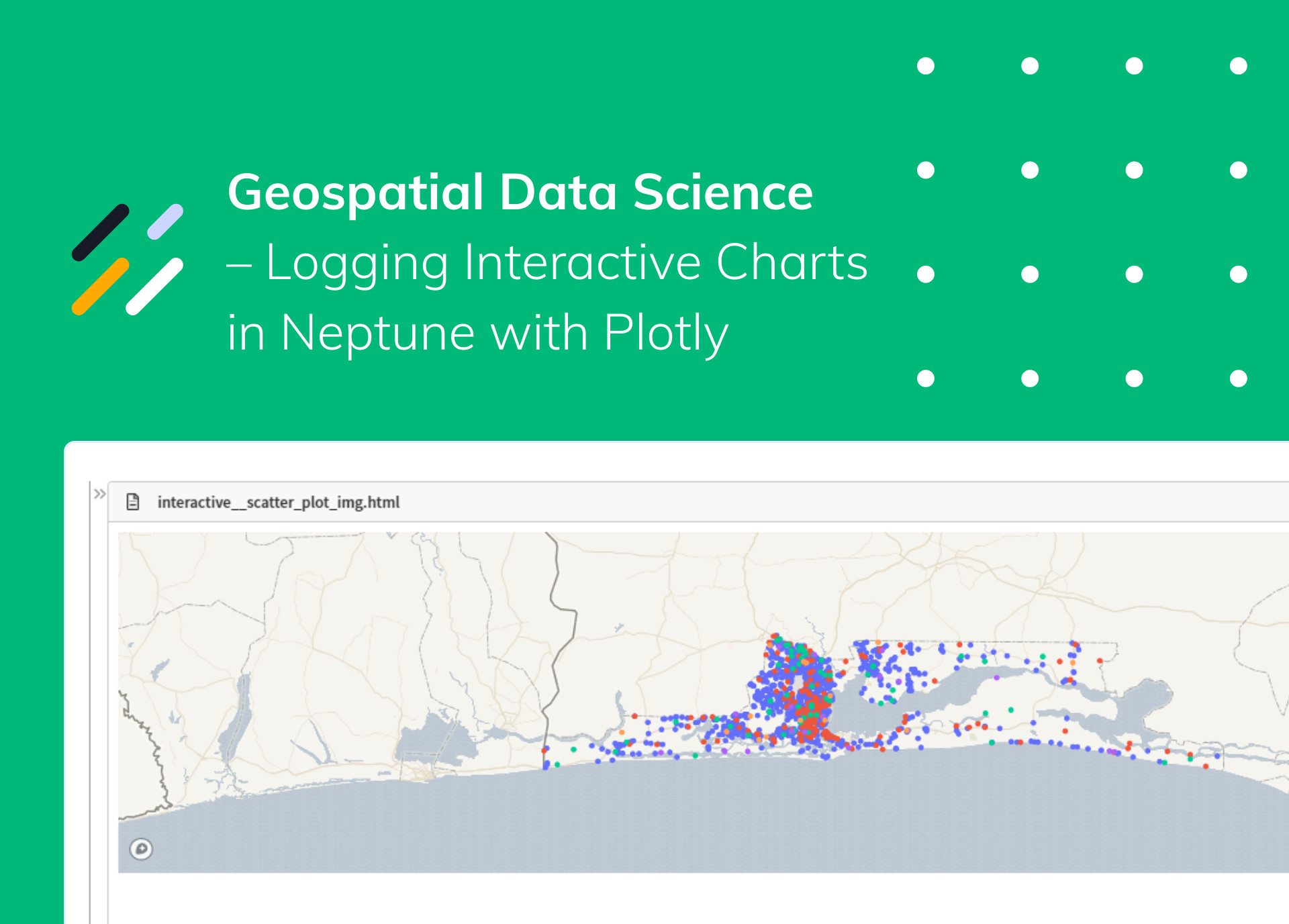 Geospatial Data Science – Logging Interactive Charts in Neptune with Plotly [Guide]