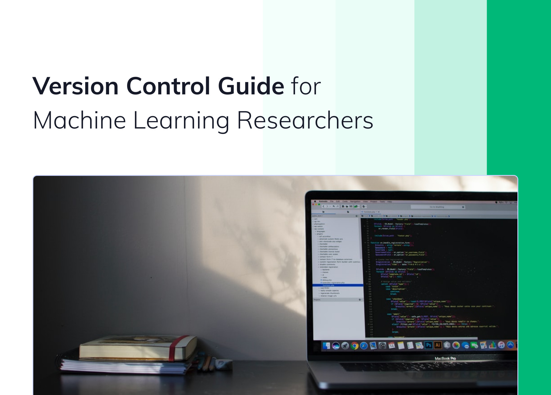 Version Control Guide for Machine Learning Researchers